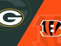 Green Bay Packers vs Cincinnati Bengals