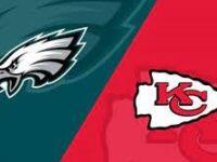 Kansas City Chiefs vs Philadelphia Eagles