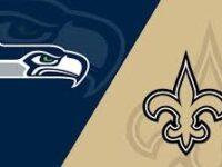 New Orleans Saints vs Seattle Seahawks 49ers