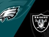 Philadelphia Eagles vs Las Vegas Raiders